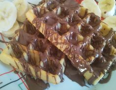 Chocolate Sweets, Love Chocolate, Coffee Cake, Sweet Recipes, Pancakes, Food And Drink, Pie, Cooking Recipes, Ice Cream