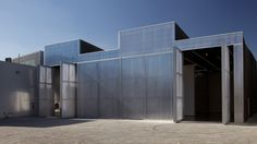 OMA repurposes four warehouses into a collection of configurable spaces - News - Mark Magazine