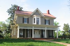Cedar Hill - The Frederick Douglass National Historic Site Courtesy of the National Park Service