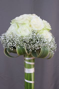 white-roses-baby-breath-bouquet