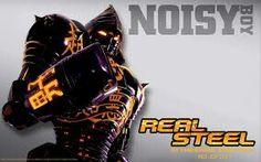 Real steel Noisy boy