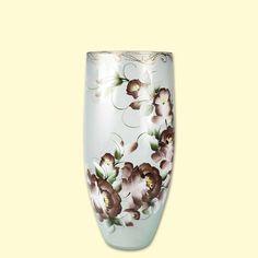 SHOP-PARADISE.COM:  Vase aus Glas, 400 mm 27,37 €