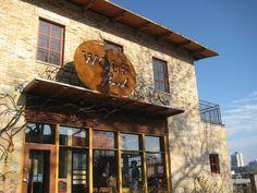 Wolf Peach. One of the BEST restaurants in Milwaukee. // barefootinsnow.blogspot.com