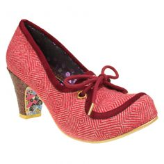 Irregular Choice You Legend US$ 120.00 Check under the heel.