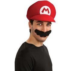 [Nintendo: Costume: Mario Tash & Hat Kit (Product Image)]
