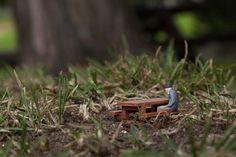 Slinkachu e o projeto Little People   Criatives   Blog Design, Inspirações, Tutoriais, Web Design