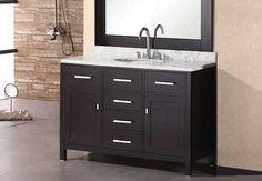42 Inch Bathroom Vanity ~ MzVirgo