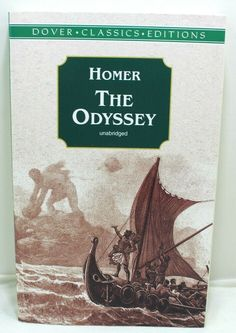 The Odyssey Unabridged By Homer Softcover Book Store, Classic, Books, Ebay, Art, Derby, Livros, Art Background, Tent