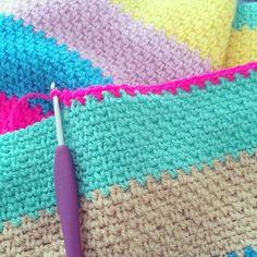 forever_autumn_ crochet blanket Crochet blanket Beautiful Crochet from Michelle of ForeverAutumn Crochet Squares Afghan, Crochet Blanket Patterns, Crochet Blankets, Crochet Afghans, Crochet Fall, Free Crochet, Knit Crochet, Crochet Things, Yarn Projects
