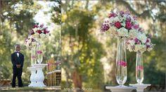 Tallahassee Wedding | Posh Stems Florist | missionsanluis.org