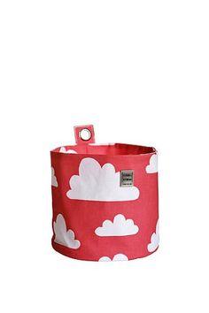 Farg Form Round Storage with Cloud Print (Large, Red) FARG FORM http://www.amazon.co.uk/dp/B00C5PCNR6/ref=cm_sw_r_pi_dp_ldJPvb1W1KJ2Y