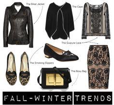 Women's Fall/Winter Trends..