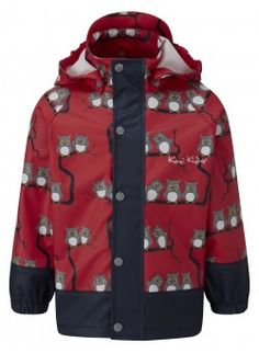 Take a look at our new range of rainwear for Spring/Summer Red Owl, Wet Weather, Rain Wear, Spring Summer 2015, Rain Jacket, Windbreaker, Take That, Kids, How To Wear