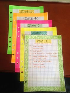 Image result for bullet journal fly lady
