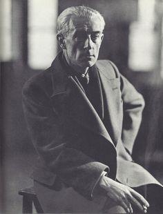 Maurice Ravel, 1934