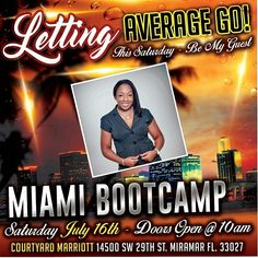 If you are in Miami.. Come out and hear some Free information that will change your life!! Be my VIP guest.. 10am Saturday for 1 hour... Inbox me for details!! #Support #FlowIndustry #FlowMiami #Flow2point0