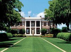 Inspiration for Doreen's plantation in Barnesville