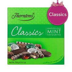 Thorntons Classics - Mint Thorntons Hamper, Thorntons Chocolate, Chocolate Hampers, Christmas Hamper, Chocolate Toffee, Winter Warmers, Welsh, Chocolates, Yummy Treats