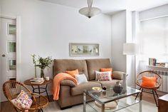 Una casa a la medida en 65 m2 | c@sas de pelicula