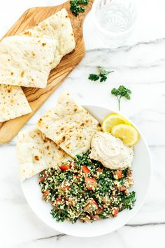 Millet Tabbouleh (Gluten-Free) | Packed with bright, fresh flavors, this tabbouleh salad makes the perfect summer side dish!