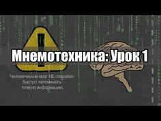 Мнемотехника: Урок 1. Образ. Мнемотехнический квадрат. - YouTube