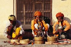 Snake charmers, Rajasthan  Snake charmers on city street.  Lonely Planet Media    Richard I'Anson Lonely Planet Photographer    © Copyright Lonely Planet Images 2011