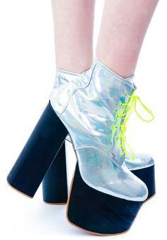 hologram boot