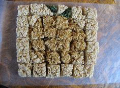 Almost Unschoolers: Pumpkin Rice Krispie Treats