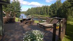 Myydään Mökki tai huvila Kaksio - Siikainen Leväsjoki Isojärvi - Etuovi.com b78324 Outdoor Furniture Sets, Outdoor Decor, Patio, Home Decor, Decoration Home, Room Decor, Home Interior Design, Home Decoration, Terrace