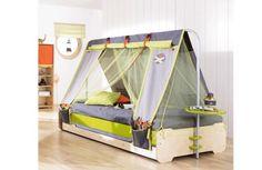 Abenteuerbett - Abenteuerbett Terra Kids