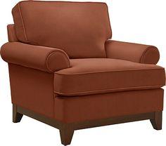 Mya Premier Stationary Chair by La-Z-Boy
