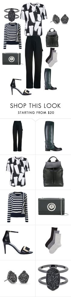 """""""Fashion for your choice"""" by ramakumari ❤ liked on Polyvore featuring Rosie Assoulin, Pierre Hardy, Marni, Roberto Collina, Versus, Calvin Klein Underwear and Kendra Scott"""