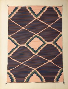 Portfolio of Navajo Blankets :: Roswell Museum