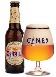 Ciney Blonde | Brouwerij Alken-Maes (Heinekein)