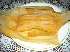 Receta de Tamales- Comida cubana