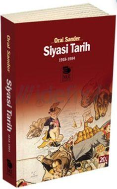 Oral Sander - Siyasi Tarih-2.Cilt (1918-1994) / political history