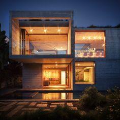 Phoenix House | Cardiff, California | Sebastian Mariscal Studio