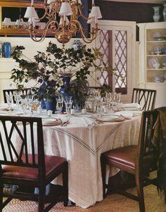 Ralph Lauren Hamptons Showcase House, House Beautiful 11/2004