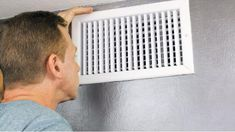 Mold Prevention, Hvac Filters, Vent Cleaning, Cleaning Tips, Cleaning Services, Hvac Maintenance, Ac Vent, Clean Air Ducts, Vent Covers