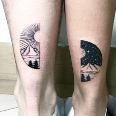 Ink Your Love With These Creative Couple Tattoos kreative paar Tattoo-Ideen © 💘💘💘 Denken und Trinken Bff Tattoos, Pair Tattoos, Tattoo Quotes, Tattos, Ring Tattoos, Tattoos For Sisters, Sleeve Tattoos, Couples Assortis, Matching Couples