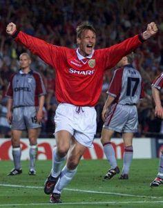 Teddy Sheringham  l  MUFC