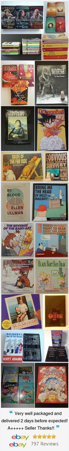 #Fiction #Novels #Read #Books in #LargoWares store on eBay!