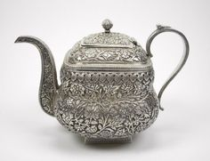 Indian colonial teapot