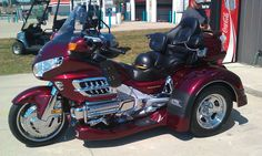 Trike..We love to ride