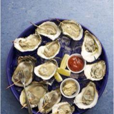 Dozen Oysters on the half shell Only at Capt Bennys  Houston, Tx Deer Park Tx Austin, Texas