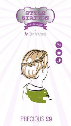 Twisted crown rope braid