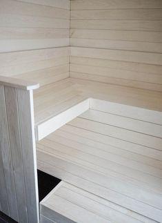 KULMA   sauna valmiina jouluun - lainahöyhenissä | Lily.fi Sauna Design, Finnish Sauna, Interior Design Living Room, Relax, Stairs, Sauna Ideas, Saunas, Inspiration, Decorating Ideas