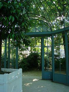 Le square des Batignoles - Paris 17ème - Mon Paris Banlieue
