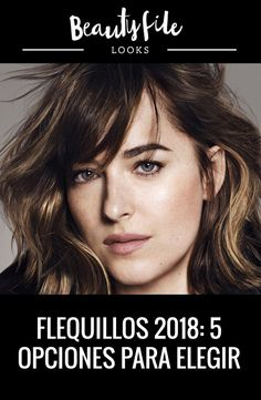 5 OPCIONES DE FLEQUILLO PARA ELEGIR Trending Hairstyles, Hair Care, Elegant, Style