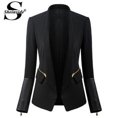 Cheap blazers children, Buy Quality blazer slim directly from China suit jacket pattern free Suppliers:                                            Color :Black        Types :Fitted        Style :Fashion
